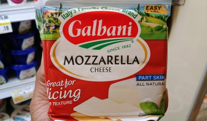 Galbani Cheese at Shoprite