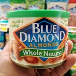 Blue Diamond Almonds, only $2.99 at Shoprite, ends 7/20!