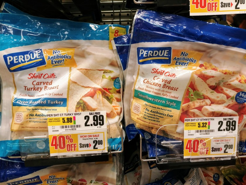 Perdue Short Cuts at Shoprite