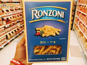 Ronzoni Pasta at Acme Markets