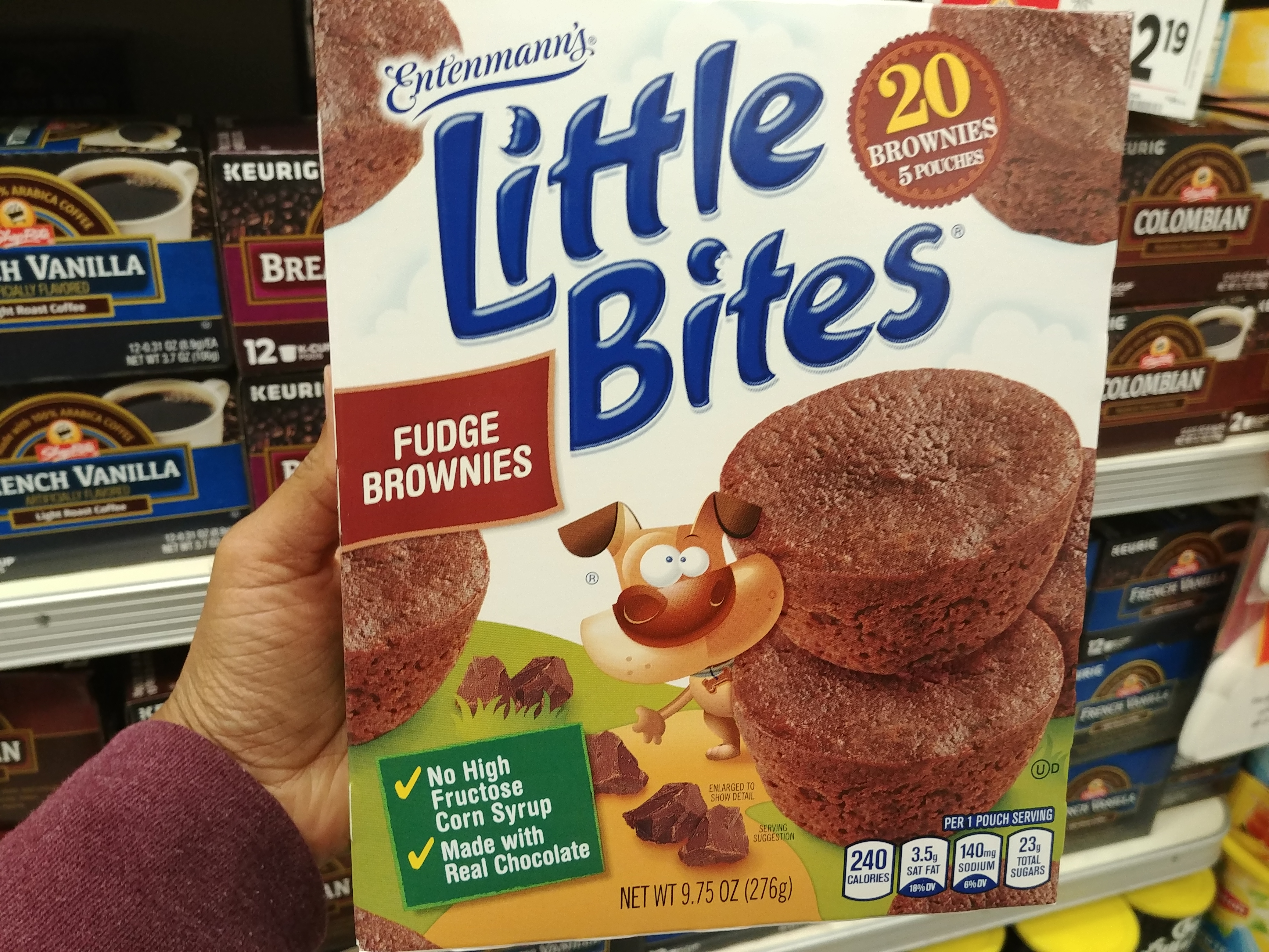 Little Bites at Shoprite