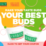 Save 75¢ On one (1) box of LUIGI'S® REAL ITALIAN ICE