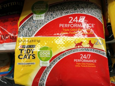 Tidy Cats cat Litter at Shoprite
