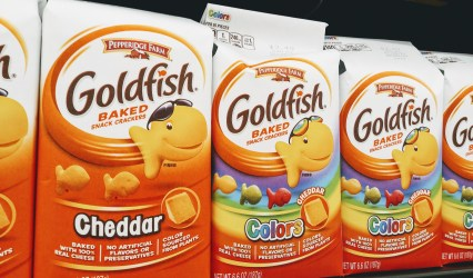 Pepperidge Farm Goldfish at Acme