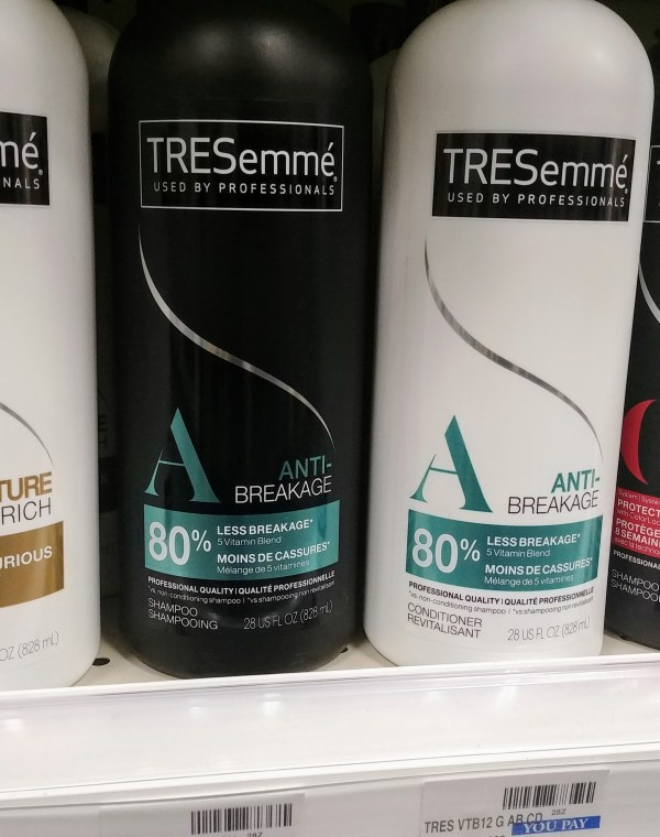 Tresemme Anti Breakage at CVS