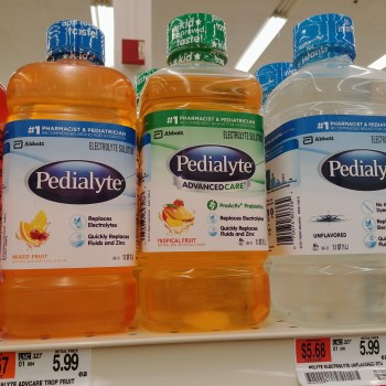 Children's Pedialyte at Acme
