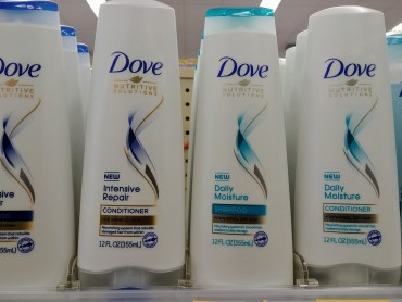 Dove Hair Care at Walgreens
