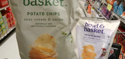 Bowl & Basket Potato Chips at Shoprite