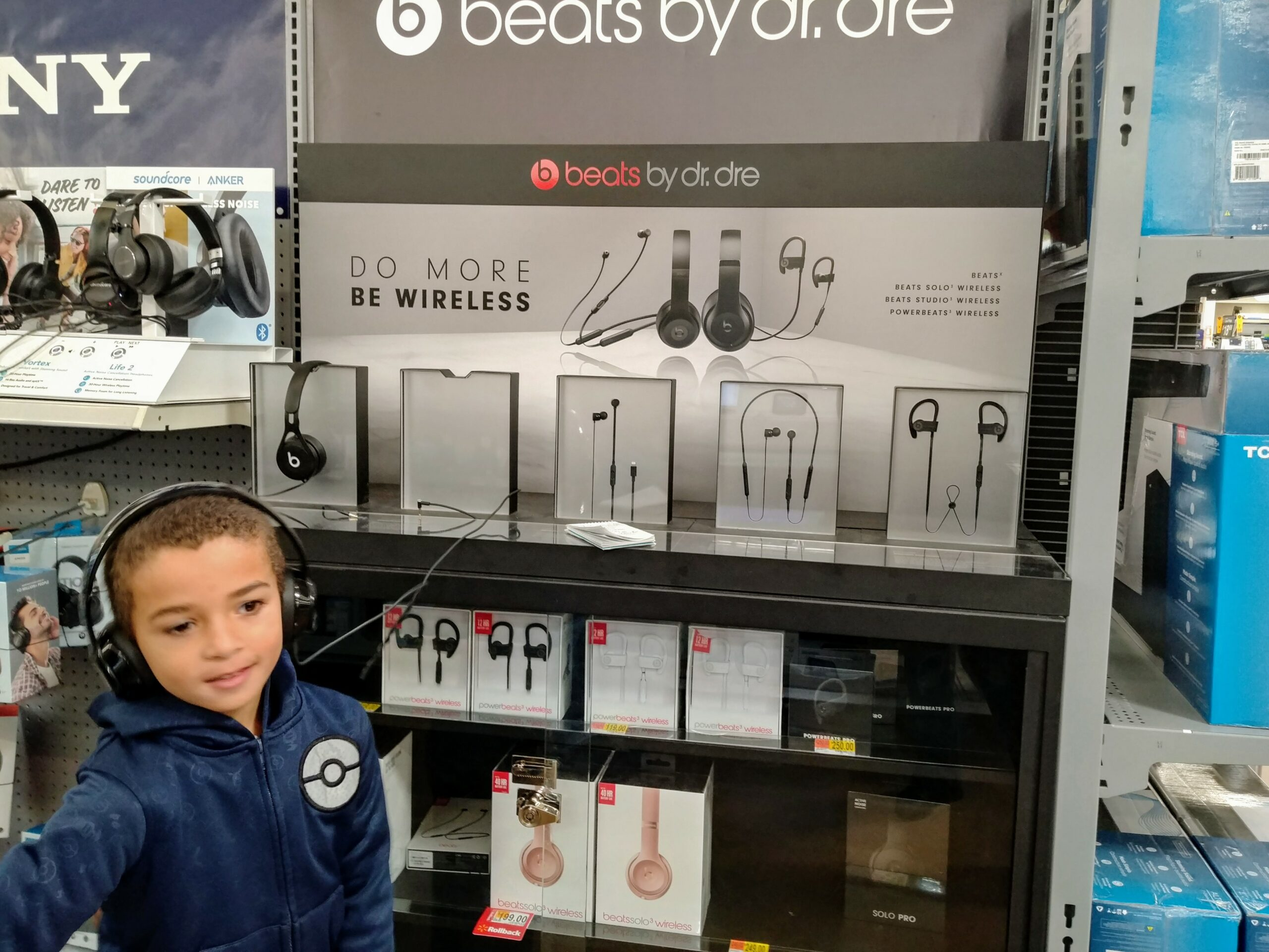Powerbeats3 Wireless Headphones at Walmart