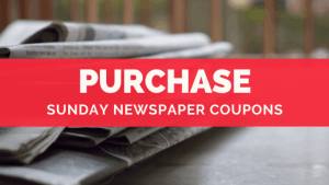 PURCHASE Sunday Coupon Newspapers (1)