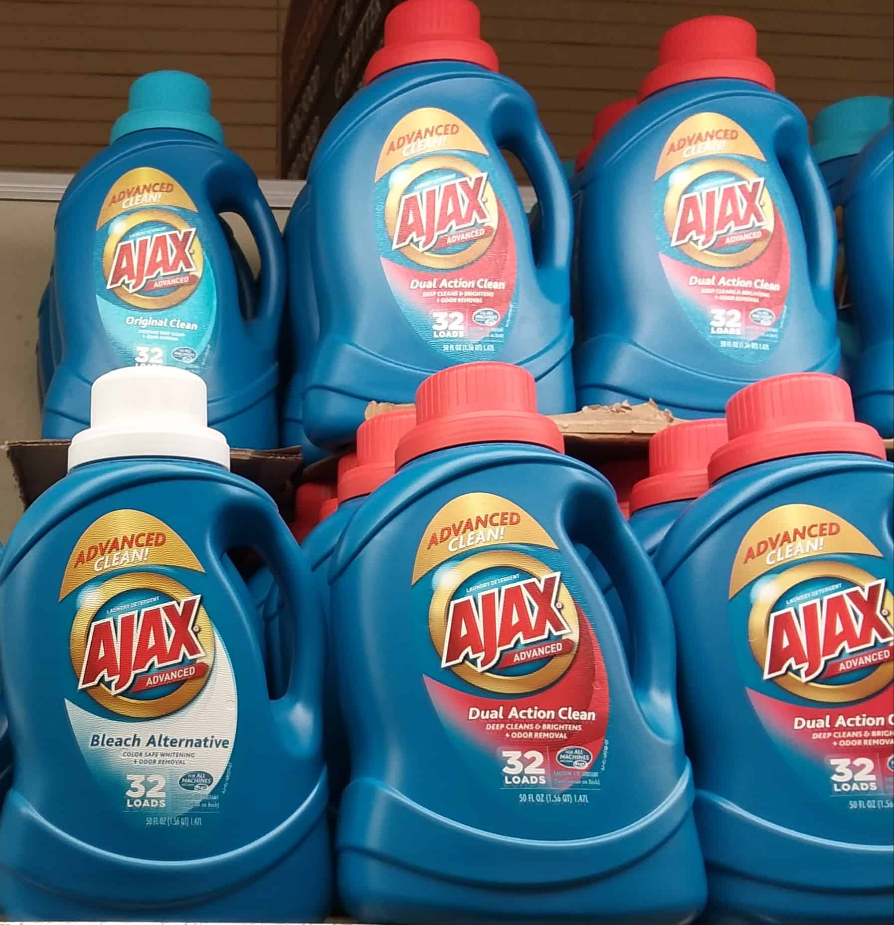 Ajax Laundry Detergent 0 99 At Walgreens Ends 6 6 Philly Coupon Mom