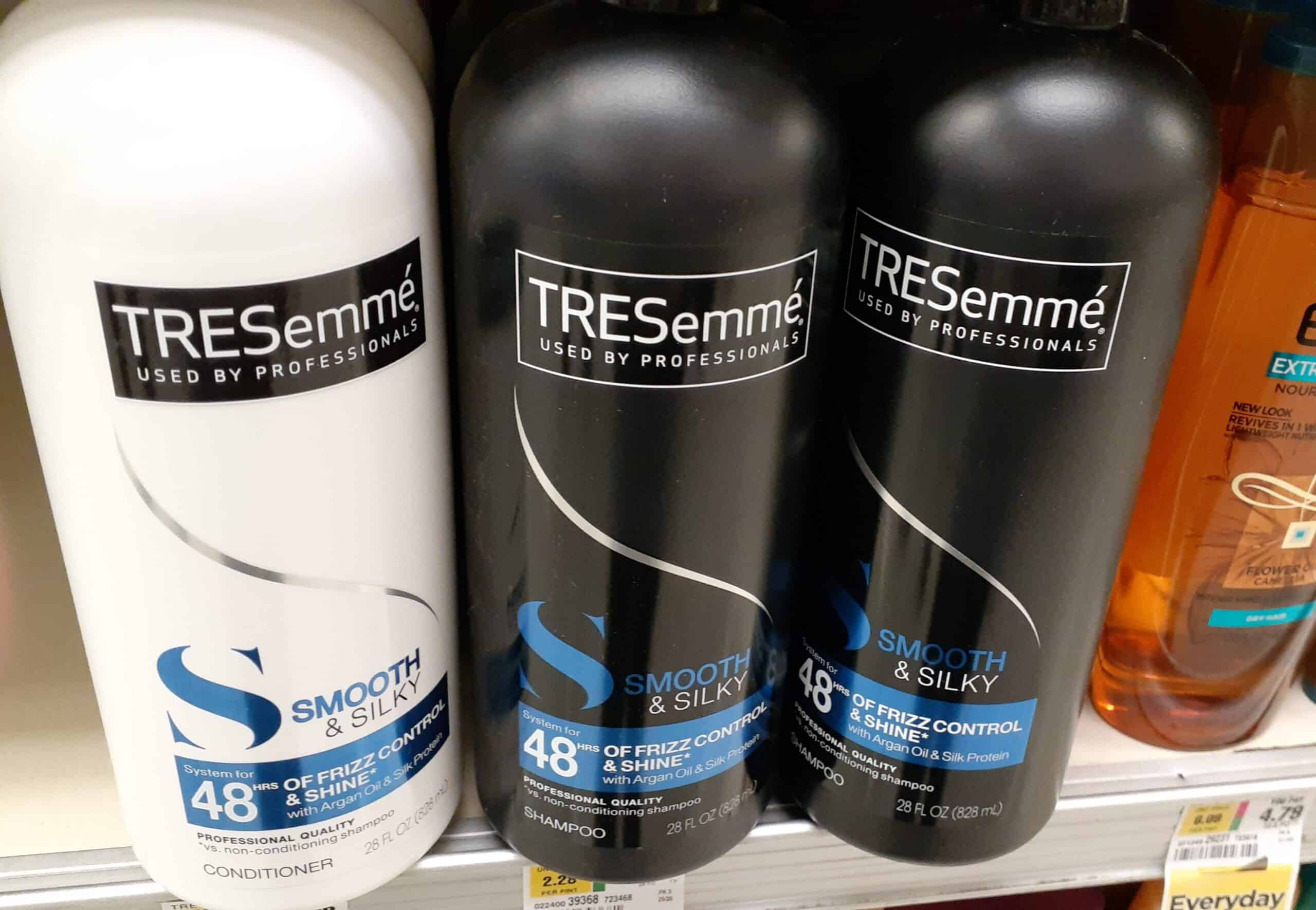 Tresemme Shampoo or Conditioner at Shoprite