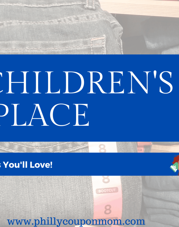 The Children's Place Blog Banner