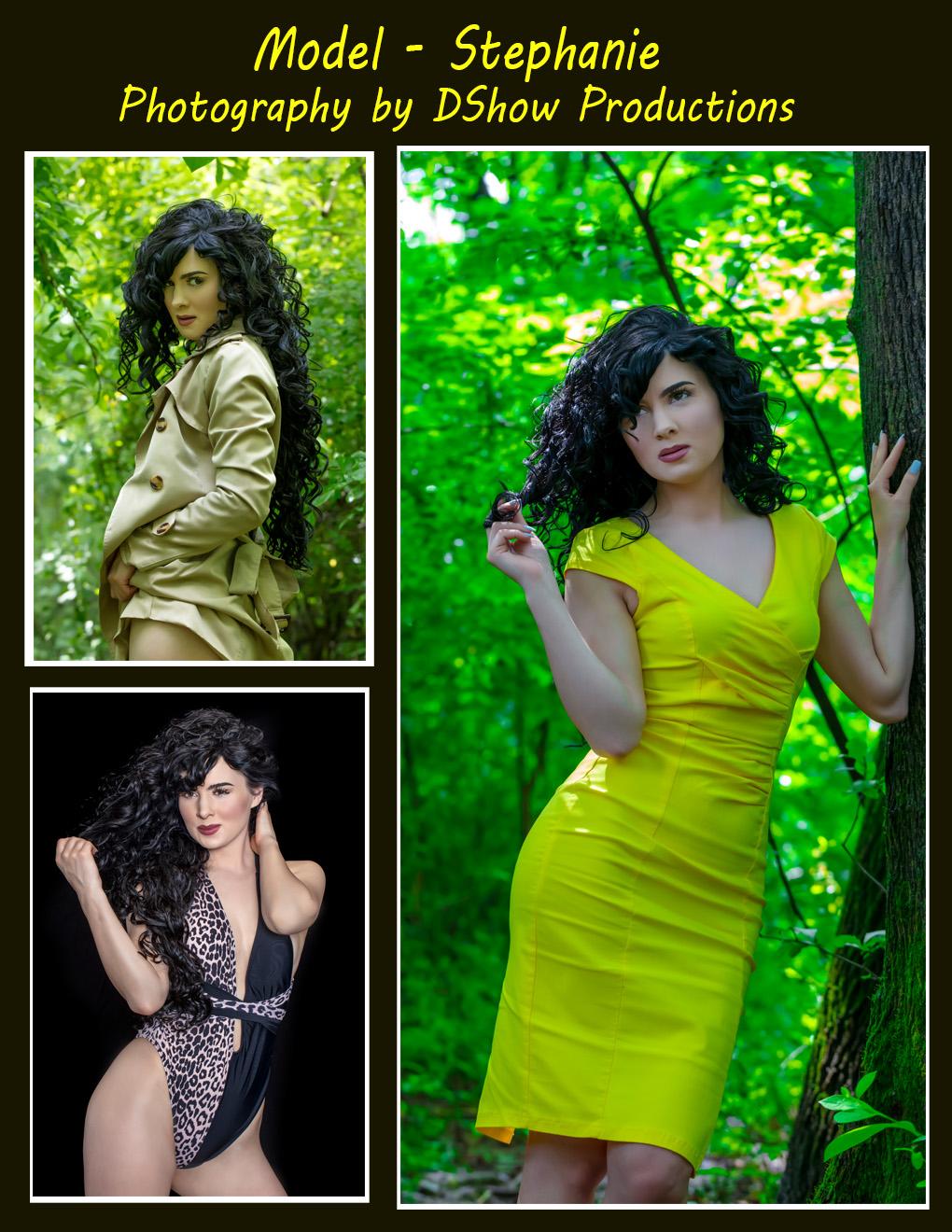 Stephanie Philly Model