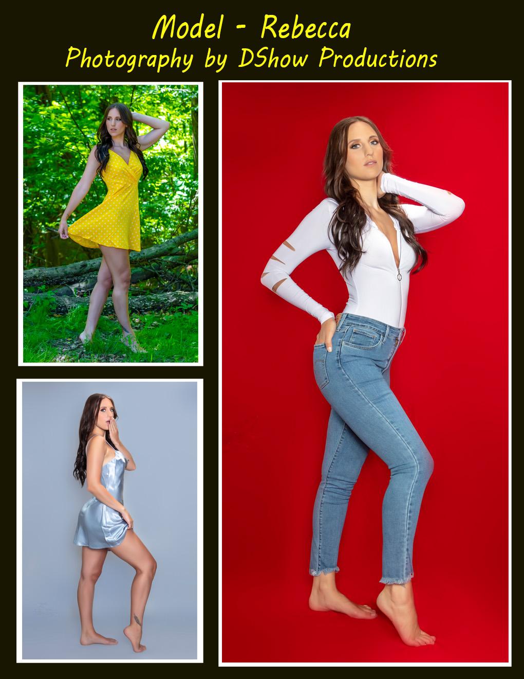 Rebecca Philly Model