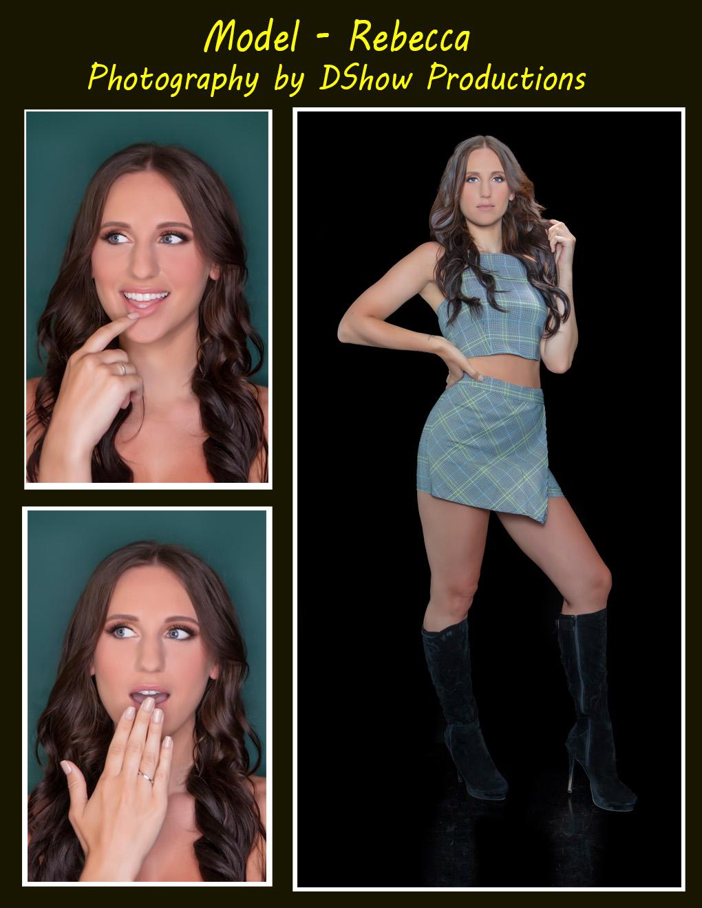 Model Rebecca