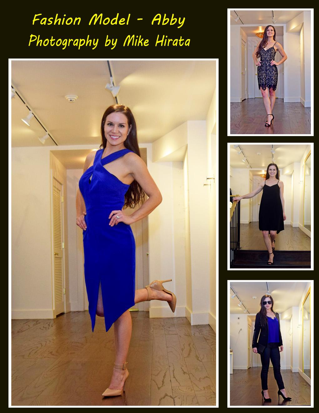 Fashion Model - Abby