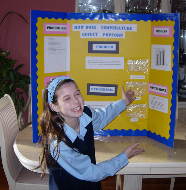 mood ring science fair project