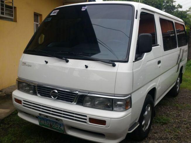 Used Nissan Urvan Escapade