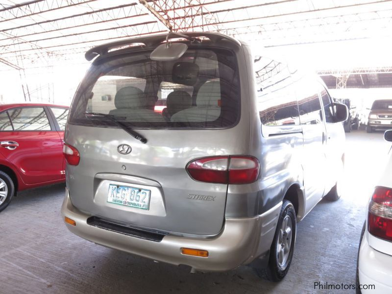Used Hyundai Starex Grx 2009 Starex Grx For Sale Cebu