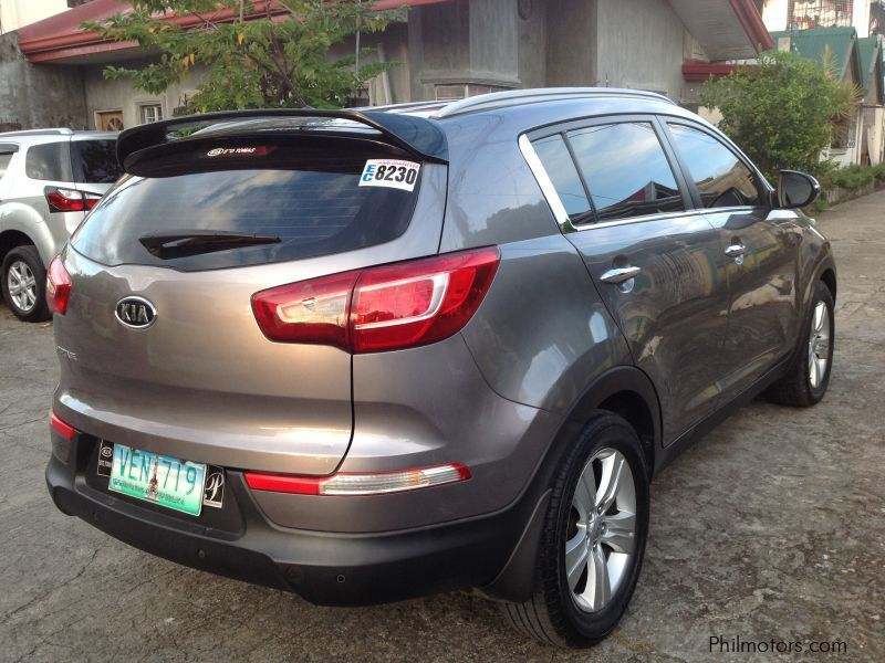 Used Kia Sportage 2011 Sportage For Sale Quezon Kia
