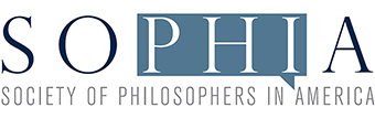Logo for the Society of Philosophers in America (SOPHIA).