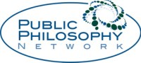 Logo of the Public Philosophy Network.
