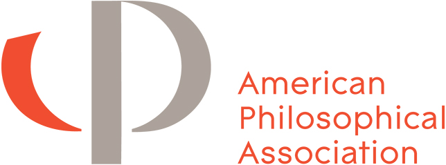 Logo of the American Philosophical Association.