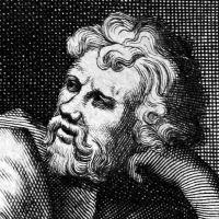 Print of Epictetus.
