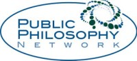 The Logo of the Public Philosophy Network.