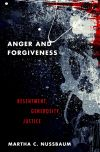 The cover of Dr. Nussbaum's book, Anger and Forgiveness.