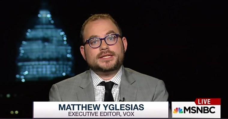 Matt Yglesias.