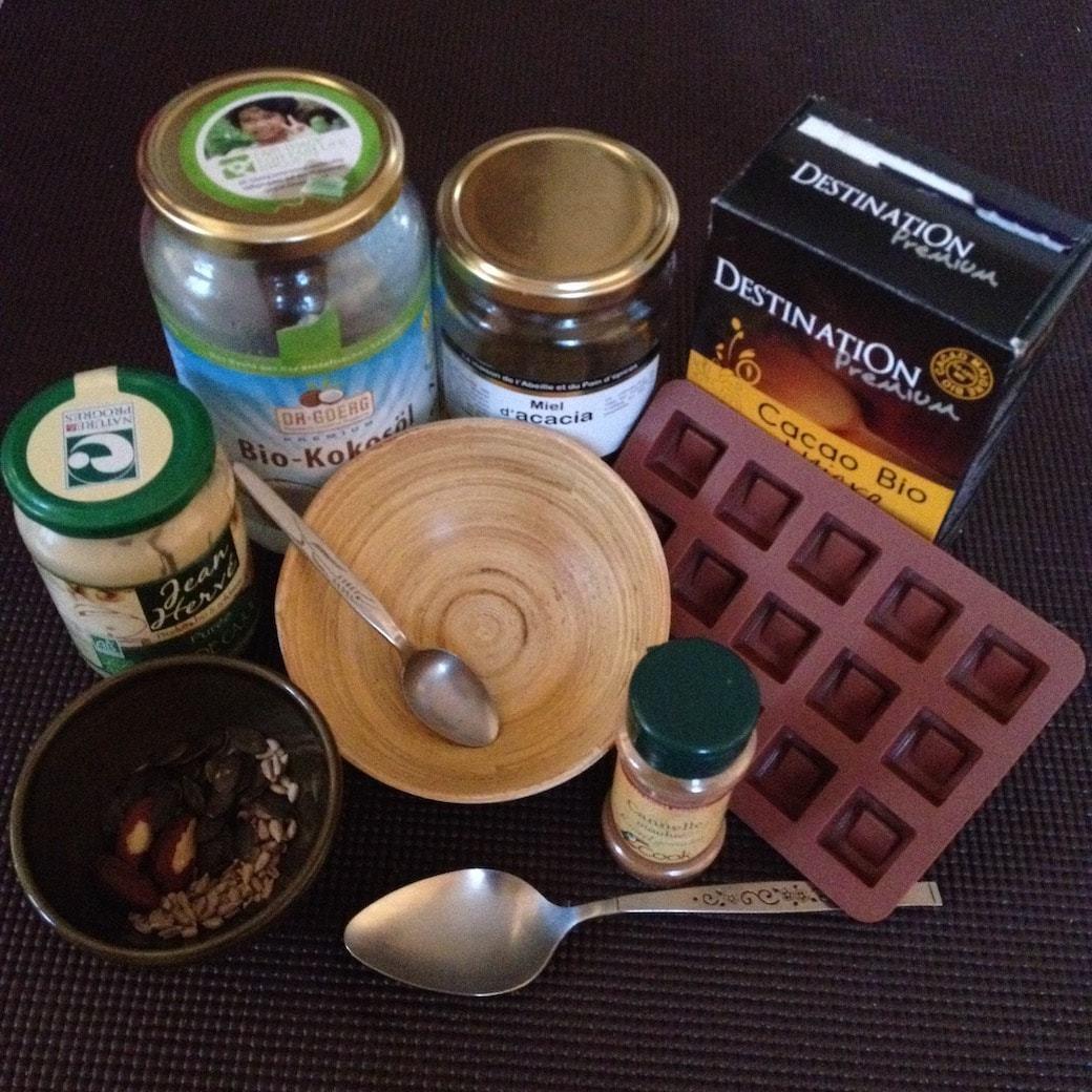 chocolats à croquer