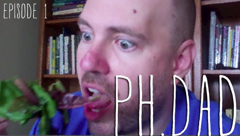 Ph.Dad: Sympathy Weight Gain