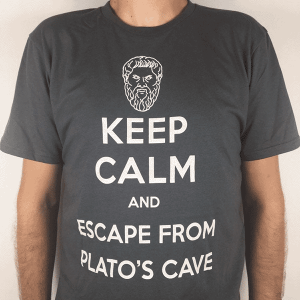 Keep Calm Escape From Plato's Cave