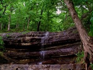 creve coeur waterfall