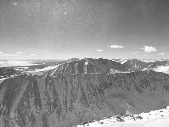 Quandary Peak, 2017