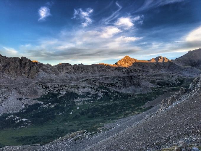 Mount Columbia, 2018