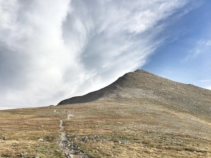 Mount Shavano, 2018