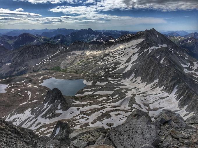 Capitol Peak, 2019