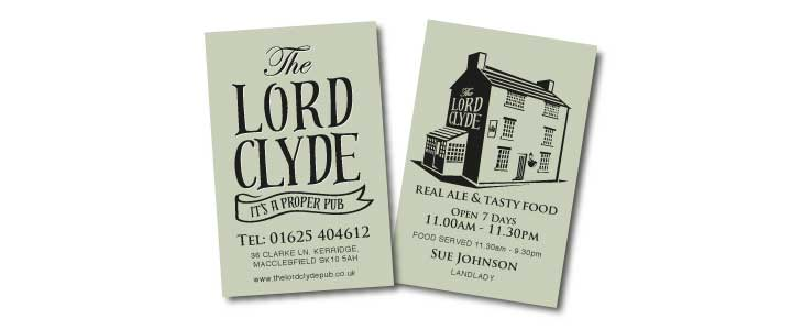 Logo Design for a small country pub in Cheshire