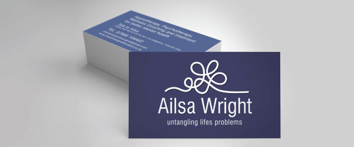 A great deal on business cards this month