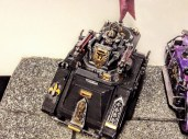 Heavy bolter immolator