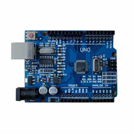 PHI1031882 – Arduino UNO CH340 MEGA328P Development Board with USB Cable – Compatible 02