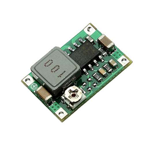 Mini 360 DC-DC Buck Converter Step Down Power Supply Module – 4.75-23V to 1-17V – Pack of 2