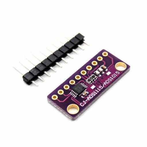 ADS1015 I2C 12 Bit ADC Module