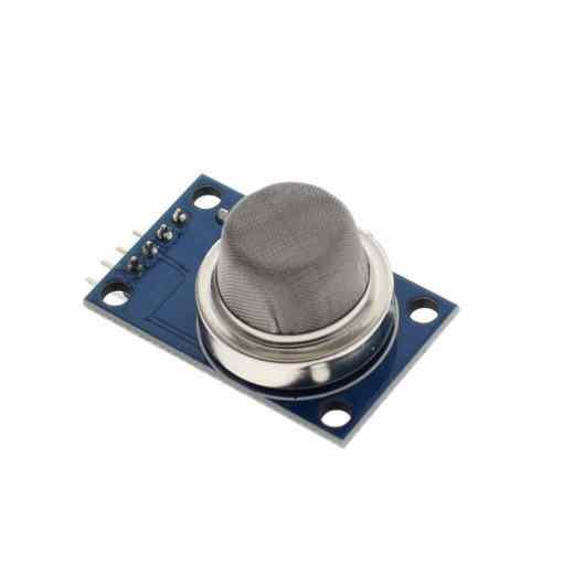 Smoke and Combustible Gas Sensor – MQ2 (LPG, I-Butane, Propane, Methane, Alcohol and Hydrogen)