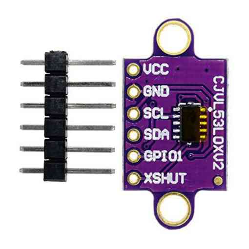 VL53L0X Time of Flight Laser Ranging Sensor Module