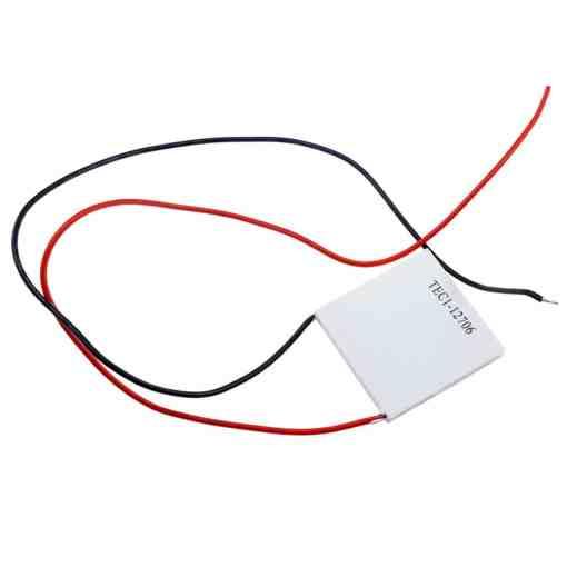 TEC1-12706 Thermoelectric Heatsink Cooling Peltier Plate Module – 12V