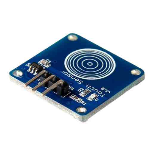 TTP223B Digital Capacitive Touch Sensing Module
